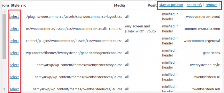 فشردهسازی فایلها با Better WordPress Minify