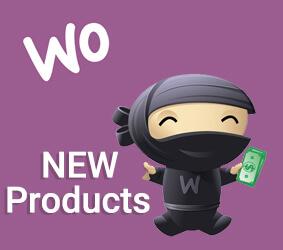 نحوه نمایش محصولات جدید ووکامرس