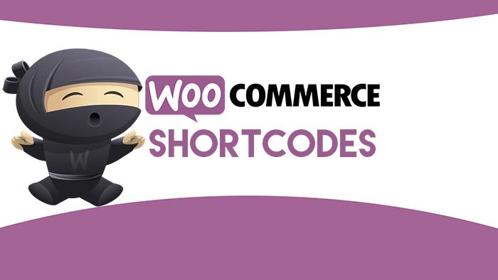 فهرست شورت کدهای ووکامرس