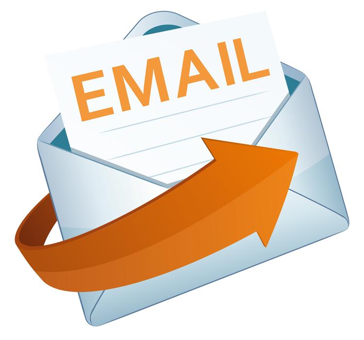 ارسال ایمیل خودکار برای اطلاع از مطالب جدید