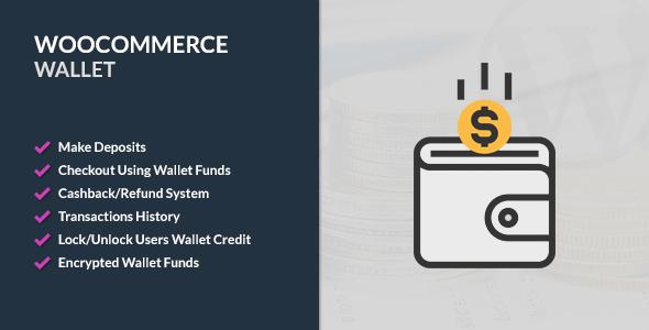 افزونه Woocommerce Wallet