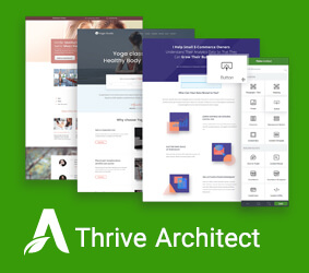 افزونه Thrive Architect