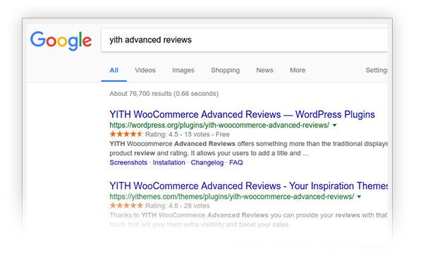 افزونه Yith Advanced Reviews