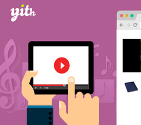 افزونه Yith Featured Audio Video